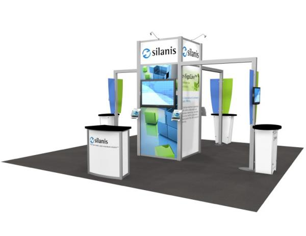 RE-9068 / Silanis Trade Show Exhibit -- Image 3