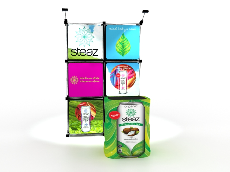 FG-102 Trade Show Pop Up Display