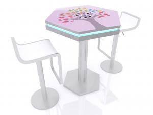 MODT-1450 Charging Bistro Table