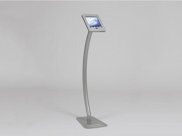 See the MOD-1336 for the Portable iPad Kiosk Version
