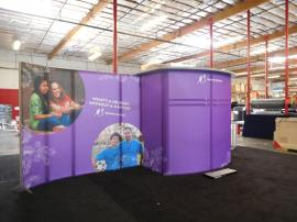 Hybrid Trade Show Inline Display