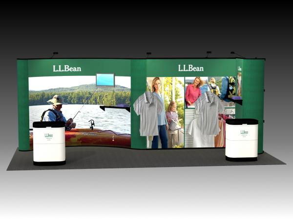 QD-226 Tradeshow Pop Up Display -- Image 2