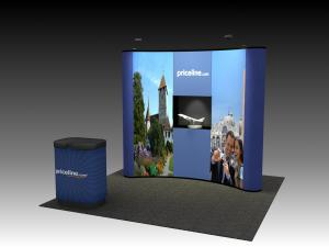 QD-106 Trade Show Pop Up Display -- Image 1