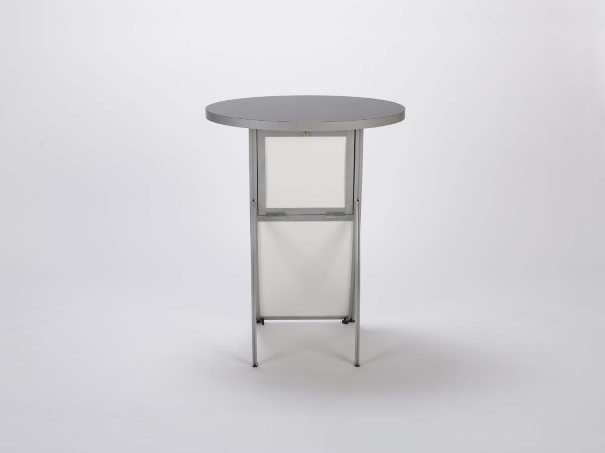RE-1214 Tradeshow Counter or Pedestal -- Image 8