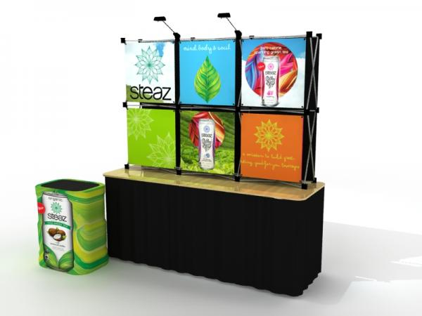 FG-04 Trade Show Pop Up Table Top Display -- Image 2